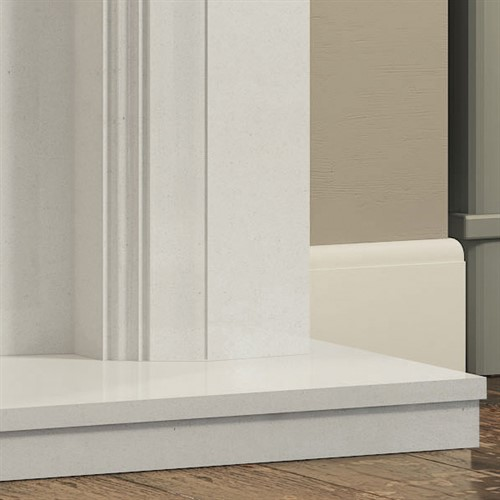 Elgin Amp Hall Odella Marble Fireplace Suite Hotprice Co Uk