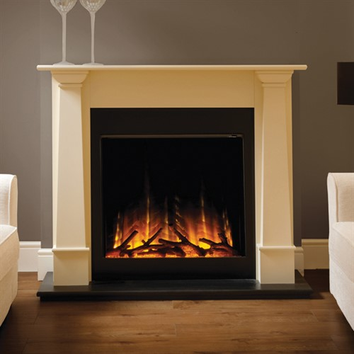 Flamerite Fires Bronte With Gotham 750 Electric Fireplace