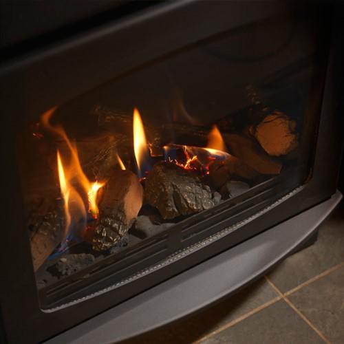 ACR Wychwood 5kw Defra Steel Wood Burning Stove [TSTV-CMF