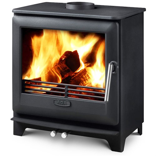 AGA Ellesmere EC5W Wide Wood Burning / Multi-Fuel Stove