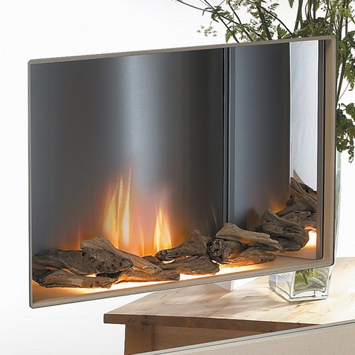 Flamerite Fires Aspiration Wall Mounted Electric Fireplace Suite
