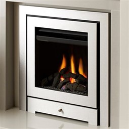 Crystal Fires Montana Royale High Efficiency Gas Fire (3 Sided)