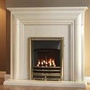 Gallery Ellerby Marble Fireplace Suite