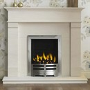 Gallery Derwent Limestone Fireplace Suite