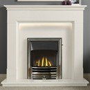 Gallery Langdon Marble Fireplace Suite
