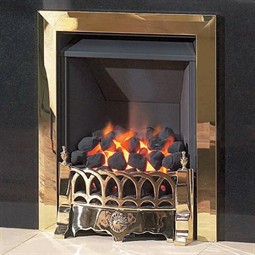 Legend Spirit Gas Fire (Traditional)