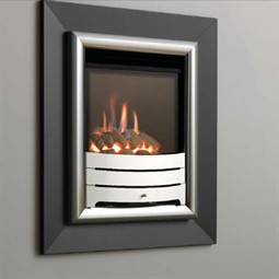 Legend Evora Balanced Flue 4 Sided Gas Fire