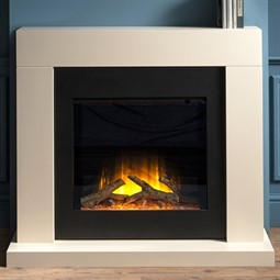 Flamerite Fires Payton Electric Fireplace Suite