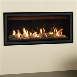 Gazco Studio Slimline Edge Balanced Flue Gas Fire