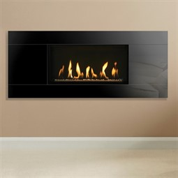 Gazco Studio Slimline Glass Balanced Flue Gas Fire
