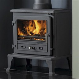 Gallery Firefox 8 Cleanburn Multifuel / Woodburning Stove