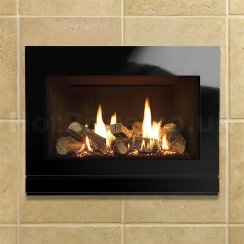 Gazco Riva2 670 Designio 2 Glass Gas Fire
