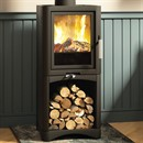 Broseley Evolution 5 LS Wood Burning Stove (with Log Store)