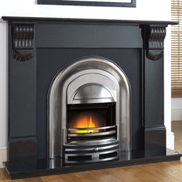 Cast Tec Athena Granite Fireplace