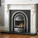 Cast Tec William IV Fireplace