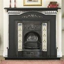 Cast Tec Harton Cast Iron Fireplace