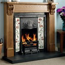 Cast Tec Balmoral Fireplace