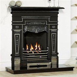 Cast Tec Ashfield Cast Iron Fireplace