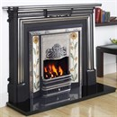 Cast Tec Limerick Cast Iron Fireplace