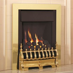 Flavel Windsor Traditional Plus High Efficiency Gas Fire (Open-Fronted)