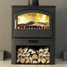 Broseley Serrano 7 SE Log Store Multi-Fuel Stove (Mark 2)