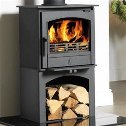 ACR Earlswood III LS Log Store Multifuel Stove