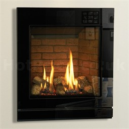 Gazco Riva2 530 Designio 2 Glass Balanced Flue Gas Fire