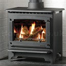 CLEARANCE Gazco Marlborough Balanced Flue Gas Stove - Medium