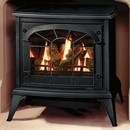 Gazco Clarendon Balanced Flue Gas Stove - Medium