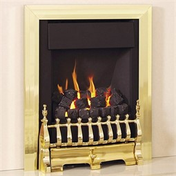Verine Midas Plus High Efficiency Gas Fire (Open-Fronted)