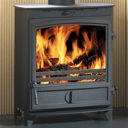 Cast Tec Juno 5 Multi-Fuel Stove