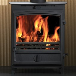 Cast Tec Vulcan 8 Multi-Fuel Stove