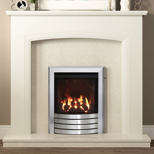 Be Modern Ellonby Wooden Fireplace Suite
