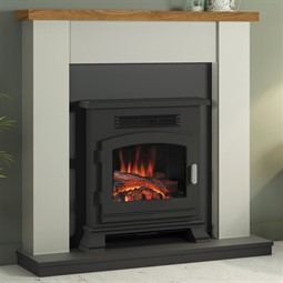 Be Modern Ravensdale Electric Fireplace Suite