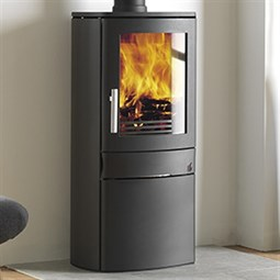 ACR NEO 1C Contemporary Multifuel Stove