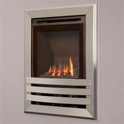 Flavel windsor contemporary he wall mounted gas fire for Modern gas fireplace price