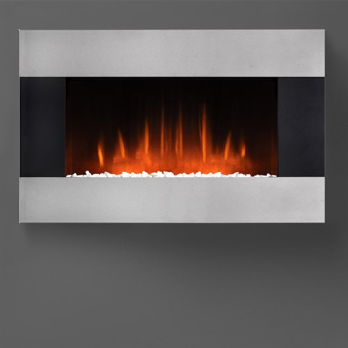 Burley Glaston 503-R Hang-on-the-Wall Electric Fire