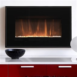 Burley Langham 504-R Hang-on-the-Wall Electric Fire