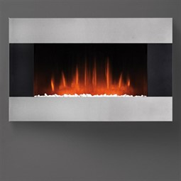 Burley Ashbury 6605 Hang-on-the-Wall Electric Fire