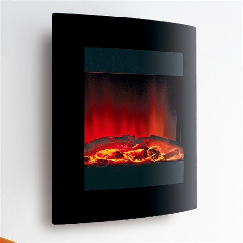 Eko Fires 1011 Wall Mounted LED Electric Fire