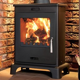 Flavel Dalton Wood Burning / Multi-Fuel Stove