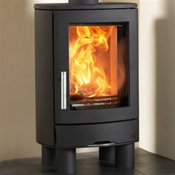 ACR NEO 1F / 3F Contemporary Multifuel Stove
