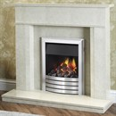 Be Modern Mercia Marble Fireplace Suite