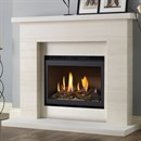 Pureglow Drayton with Chelsea High Efficiency Gas Fire Suite