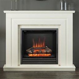 Be Modern Whitham Electric Fireplace Suite