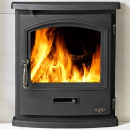 Gallery Tiger Inset Multi-Fuel Stove