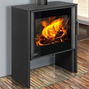 AGA Hanwood Contemporary Wood Burning Stove