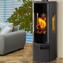 AGA Dorrington Contemporary Wood Burning Stove