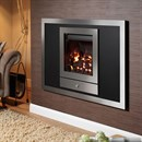 Crystal Fires Option Hole-in-the-Wall Gas Fire