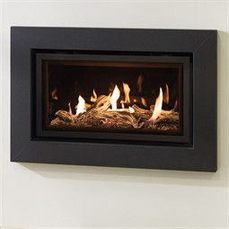 Gazco Studio Expression MK2 Wall Mounted Gas Fire (Glass Fronted)